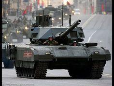 El Armata ruso, inmune a todos los medios antitanque de la OTAN