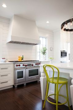 kitchen by New England Design Works