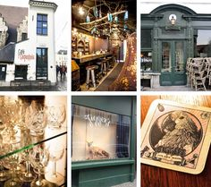 Where to drink in Ghent, Belgium // www.alittlevintagelady.com