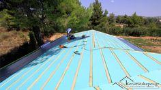 Roof insulation #1