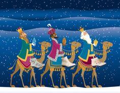 Queridos Reyes Magos: tres botines blancos