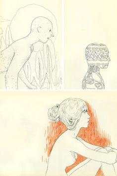 illustration by behnan shabbir