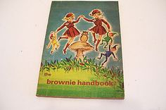 1965 The Brownie Handbook Canada by Lyn Cook, Illustrated by Frances Shadbolt
