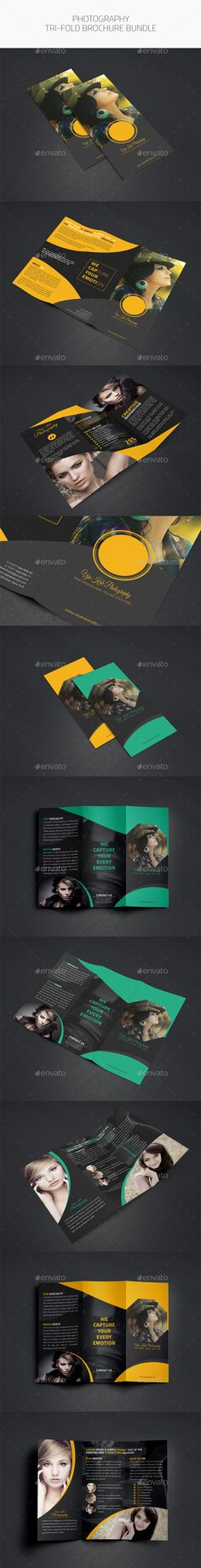 Marriage Counseling - Tri Fold Brochure Template Design - psd brochure design inspiration