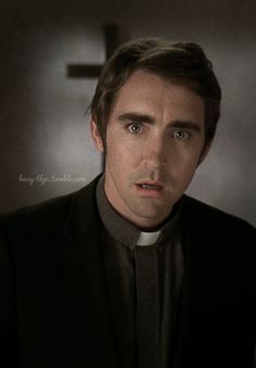 Bless me Father, for I have sinned... Lee Pace
