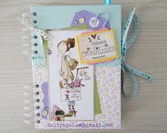 helipapeles@gmail.com Craft Fairs, Mini Albums, Lunch Box, Curiosity, Scrapbooking, Crafts, Youtube, Ideas, Products