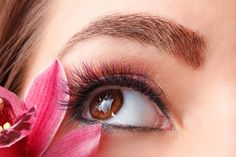 """If you are looking to take your look from """"eh"""" to """"wow!"""" eyelash extensions might be just the ticket. Long and beautifully curled lashes can bring out your inner diva and make your eyes pop. Whether you are into dramatic liner and mascara, or you want to upgrade your everyday look without a lot of work, lash extensions, when applied by one of our trained professionals at Cosmetic Tattooing Melbourne, can create a divine look in just minutes. Call - (03)90149576 for further information!"""