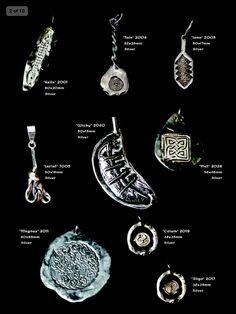 The Pendants - Celtic Jewellery - www.celticjewellerydublin.com Jewelry Collection, Celtic, Diamond Earrings, Pendants, Jewellery, Silver, Jewels, Hang Tags, Schmuck