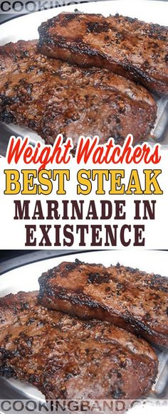 Best Steak Marinade In Existence – Page 2 – Cooking Band Steak Marinade Best, Best Steak, Skinny Recipes, Meat Recipes, Cooking Recipes, Coconut Oil Weight Loss, Healthy Snacks, Healthy Recipes, Healthy Eating