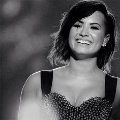 Meeting my hero, Demi Lovato.