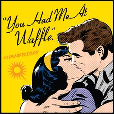 Waffle Wisdom Sharing Gallery. #LQWaffleDay