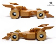 Ferrari F1 wood replica by WoodHandcraft on Etsy