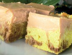 "Prajitura ""Valurile Dunarii"" Orice, Cornbread, Cheesecake, Ethnic Recipes, Desserts, Food, Millet Bread, Tailgate Desserts, Deserts"