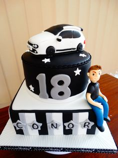18th Bday - VW Scirocco Car Theme xMCx