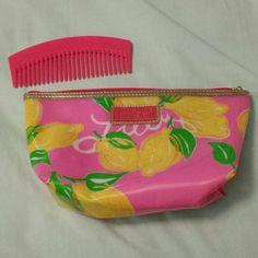 Estee lauder makeup bag Pink super cute Estee Lauder Bags