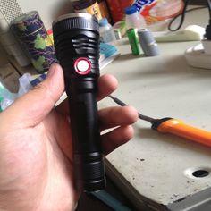 Xintd CREE XM-L2 U2 850LM 5-Mode White LED Flashlight U2, Led Flashlight, Lights, Lighting, Rope Lighting, Candles, Lanterns, Lamps, String Lights