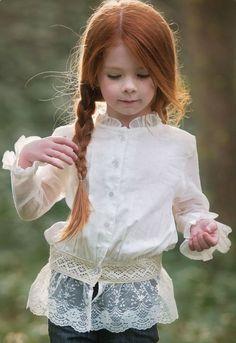 Matilda hairy redhead