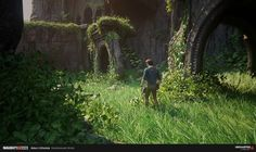 I'm very proud to have been able to work on Uncharted 4 from the beginning look development stages, to the final release. I was responsible for modeling, asset placement, scene composition and assembly. Here are a some examples of environments I contributed to alongside the amazing team at Naughty Dog.