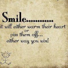 Always Smile:)