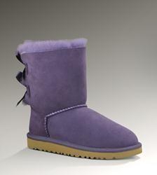 Womens Bailey Bow Purple