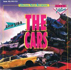 The Cars Live USA