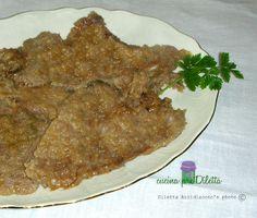 Le scaloppine al Marsala sono la ricetta di un secondo piatto di carne facile e abbastanza veloce.