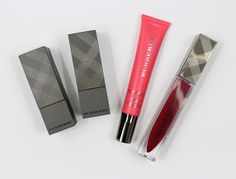 Burberry Fall 2015 Lip Launches: Review and Swatches