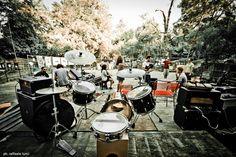 musica in mezzo alla natura