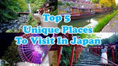 In this episode: V and I give you our top 5 places to visit in Japan outside the heavy tourist spots. 00:27 #5 Hachiman-Bori, Shiga 01:17 #4 Expocity, Osaka 01:57 #3 Otsu Port Marina, Otsu 03:02 #2 Kifune Shrine, Kyoto 04:04 #1 Minoo Falls, Osaka Michigan Paddlewheel tickets: Our longer videos about these places: Hachiman-Bori: [...] The post Our Top 5 Unique Places To Visit In Japan appeared first on Alo Japan. Tourist Spots, Kyoto, Couple Goals, Crafts To Make, Places To Visit, Culture, Japan, Explore, Youtube
