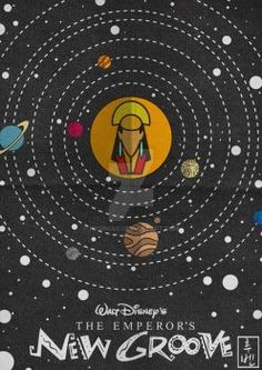 One of my assignments in recent weeks: Posters for all the Disney Classics. I will upload all over these weeks. Hope you like ^^ Walt Disney Class. Disney Classics 40 The Emperor's New Groove Disney Movie Posters, Disney Films, Disney And Dreamworks, Disney Cartoons, Disney Pixar, Walt Disney, Disney Fan Art, Disney Love, Disney Magic