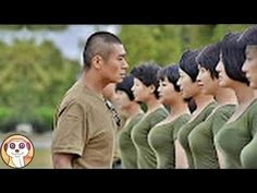 20 beautiful military women who look amazing with or without their uniform on. - uniform the pin China North Korea, Fierce Women, Military Women, Female Soldier, Navy Seals, Action Movies, 18 Movies, Confessions, Fun Facts