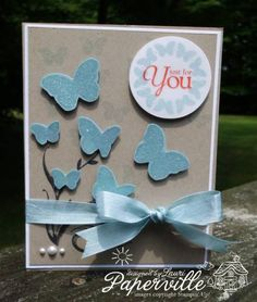 Precious Butterflies - SU