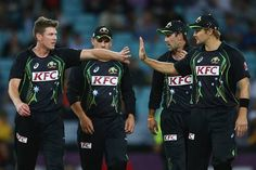 Australian Cricket Team for T20 World Cup 2016