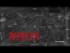 Muse - Reapers [Official Lyric Video] - YouTube