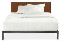 Copenhagen Bed - Wood Beds - Beds - Bedroom - Room & Board