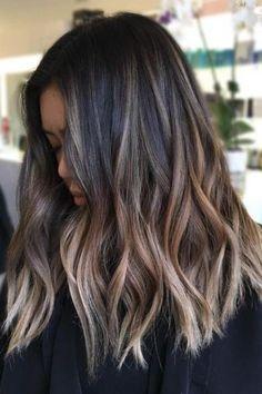 17 Greatest Red Violet Hair Color Ideas Trending in 2019 - Style My Hairs Medium Hair Styles, Curly Hair Styles, Baliage Hair, Violet Hair, Hair Colorist, Pretty Hairstyles, Men's Hairstyles, Haircuts, Gorgeous Hair