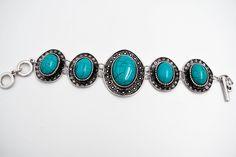 Howlite bracelet, stones bracelet, Romantic jewelry, Bohemian bracelet, Gifts for her, silver plated bracelet, safe bijoux by wikandah on Etsy