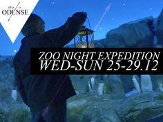 Aftenekspeditionen. Se dyrene fra en helt anden vinkel, når mørket omslutter zoo. #OdenseZoo #NightExpedition #Odense Læs anbefalingen på: www.thisisodense.dk/7084/aftenekspeditionen