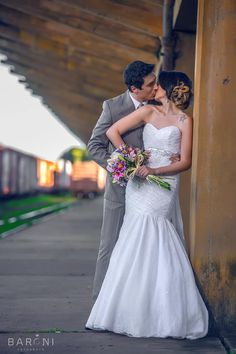 Pré wedding dos noivos Ana Cláudia e Mailson Fotografia Luis Baroni