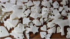 domácí modurit Diy Christmas Ornaments, Kids Christmas, Christmas Decorations, Xmas, Diy And Crafts, Crafts For Kids, Air Dry Clay, Chocolate, Simple