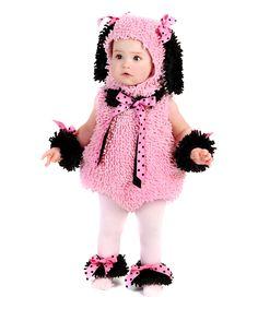 Pinkie Poodle Dress-Up Set - Infant & Toddler