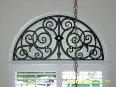window coverings for arched windows | Curtains For Windows- Great Tips For Odd Shapes