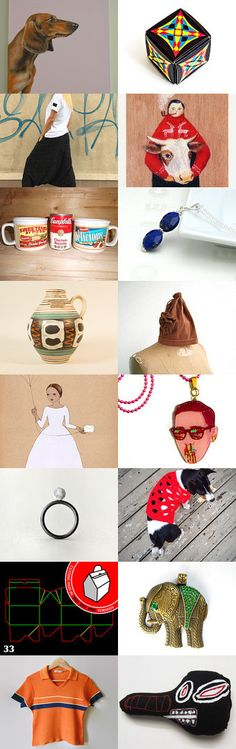 october gifts by renee and gerardo on Etsy--Pinned+with+TreasuryPin.com