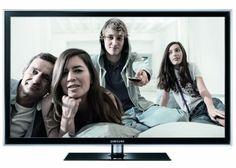 Samsung UE40D6200TSXZG 101 cm (40 Zoll) 3D-LED-Backlight-Fernseher, Energieeffizienzklasse A (Full HD, HD Ready bei 3D, 200Hz CMR, DVB-T/C/S2, CI+) schwarz