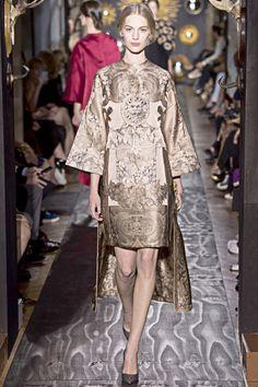 Vanessa Axente at Valentino Fall 2013 Haute Couture
