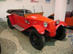 Tatra 11 - Hans Ledwinka created the design of the T11 while working for Steyr in Austria. He believed there was a need for a small car, and carried out the work in his own time. His design offered to the Steyr management was rejected. He left the company soon after to work for a previous employer, Nesseldorfer, in Moravia, soon to become Tatra. This was in 1921 and the development of the T11 started soon after. The T11 was produced between 1923 and 1927 with 3,847 examples made.