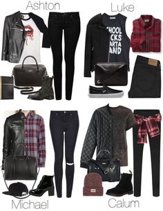 Concert Outfits - All by fivesecondsofinspiration featuring vans shoes
