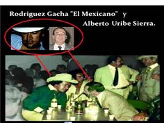 "Padre del ex presidente colombiano Álvaro Uribe era ""un reconocido narcotraficante"""