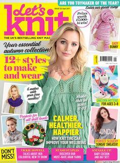 Let's Knit №122 September 2017