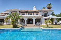 FINN – Luksuriøs villa i Nueva Andalucia. Gangavstand til strand